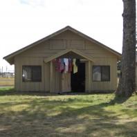 Cabiin at 4-H Camp