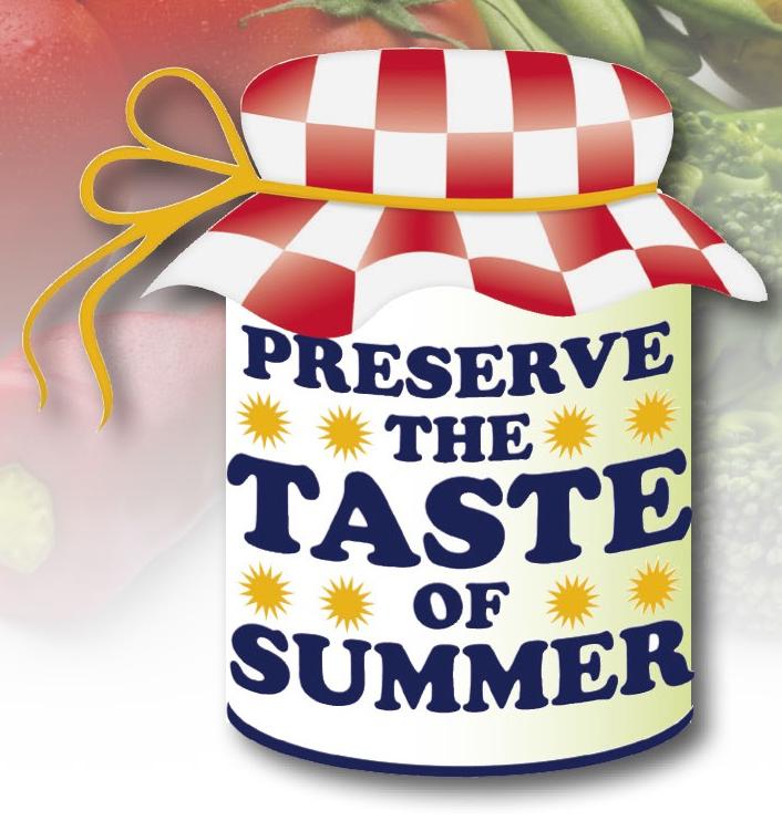Preserve the Taste of Summer