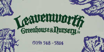 Leavenworth Greenhouse and Nursery