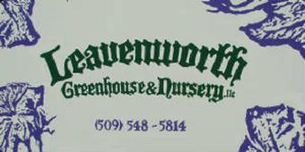 Leavenworth Greenhouse and Nursery