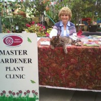 Dorothy at the Sumner Nursery clinic