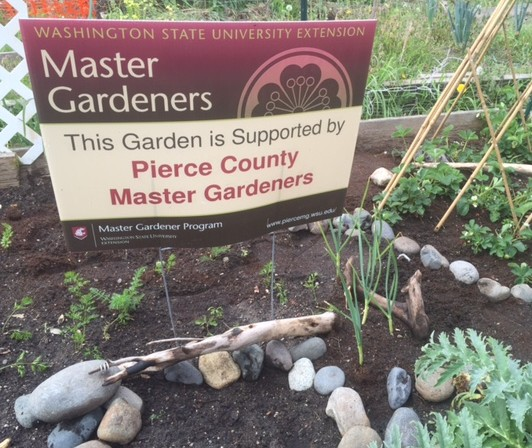 The Purpose Of The Master Gardener Foundation Of Pierce County (MGFPC)  Sharon Ballard Community Garden Grant Program Is To Provide Grant  Assistance For ...