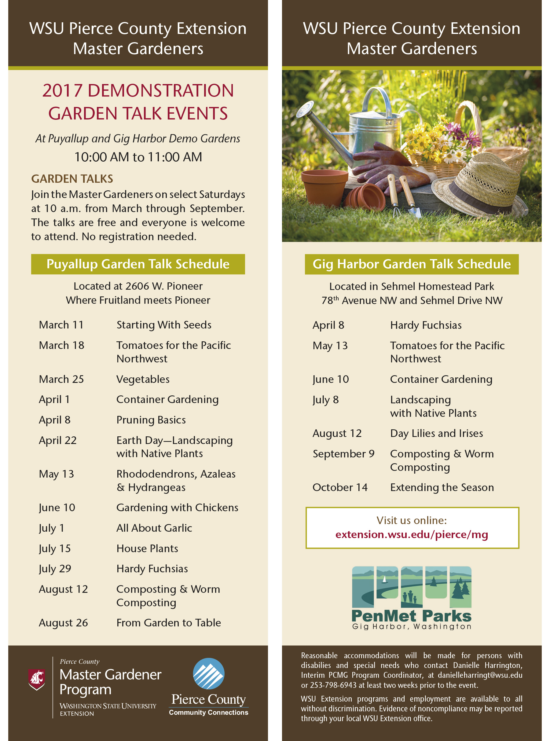 Puyallup Garden Talk With Master Gardeners House Plants Pierce