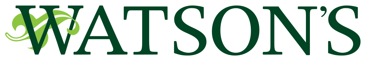Watson's Nursery Logo