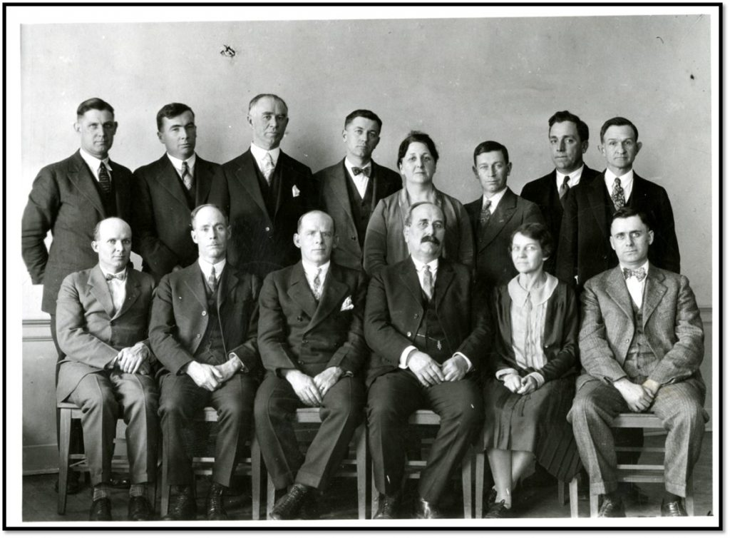 WSU Extensionagents1917