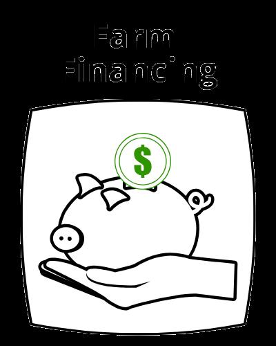 Farm Financing Button