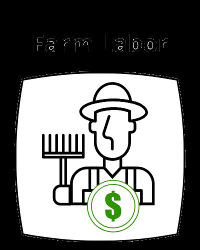 Farm Labor Button