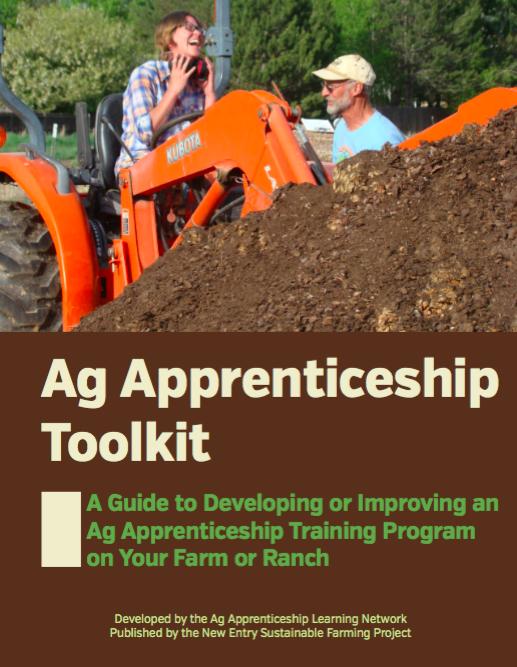 AgApprenticeship Toolkit Button