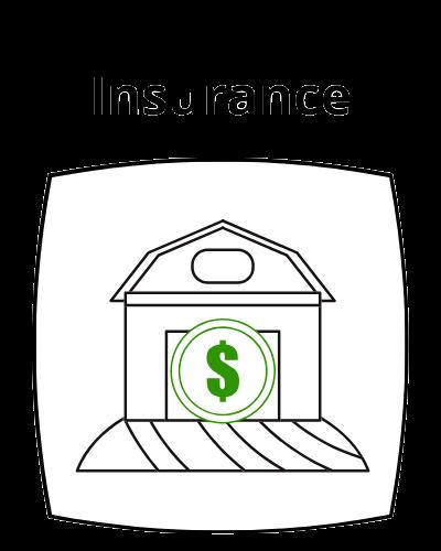 Farm Insurance Button