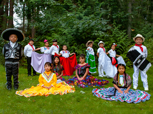 Folkloric Children Group