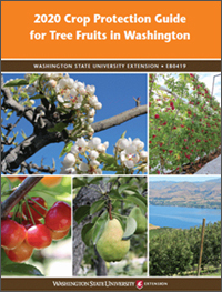 Cover of Crop Protection Guide for Tree Fruits in Washington