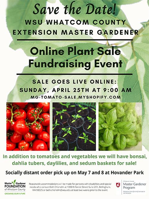 2021 Plant Sale