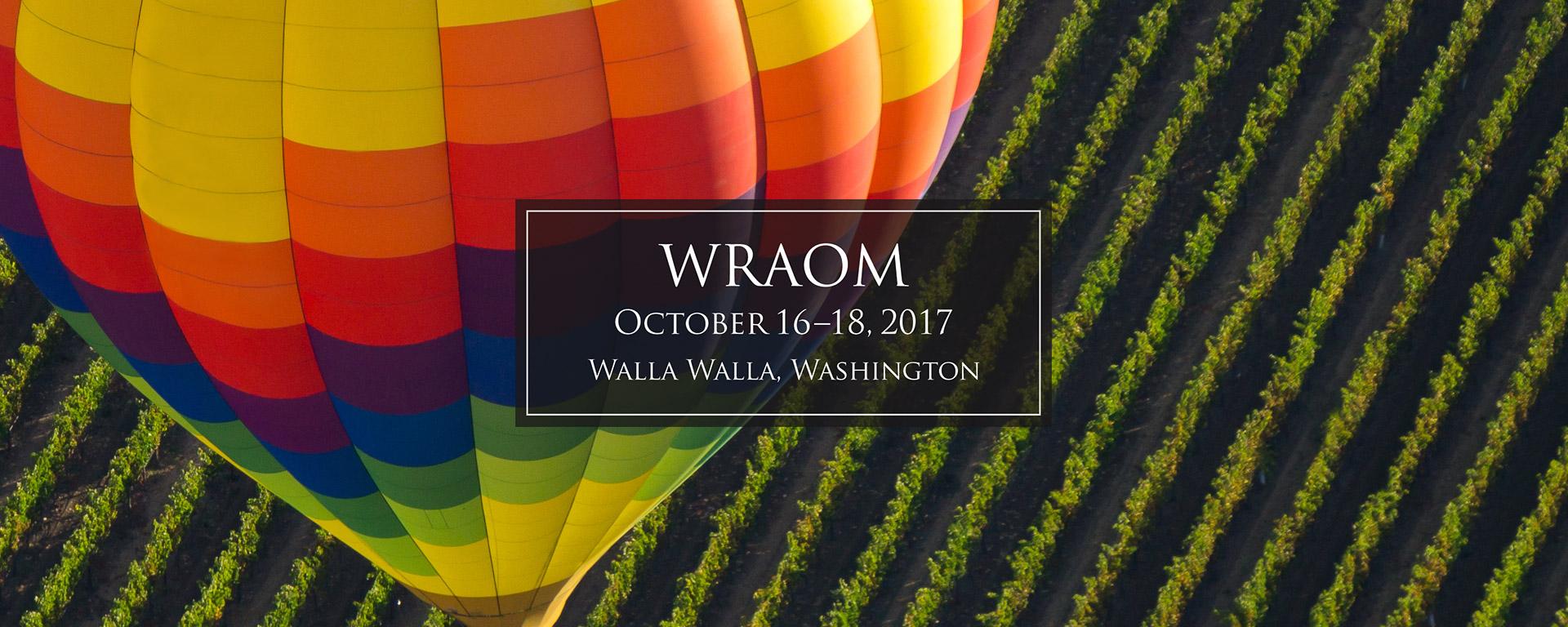 2017 WRAOM, Walla Walla, WA
