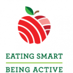 apple and Eating Smart * Being Active