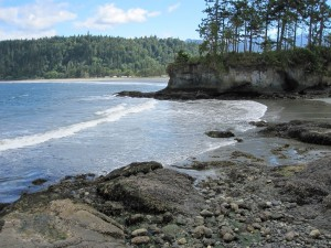 Salt Creek, Clallam County