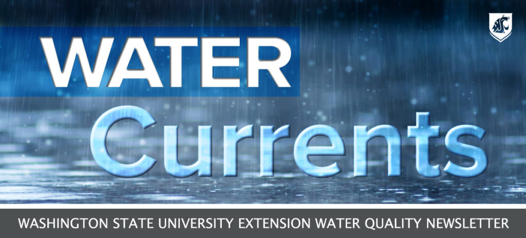 Water Currents newsletter banner