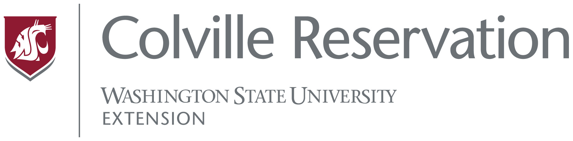 Colville Reservation Extension Logo