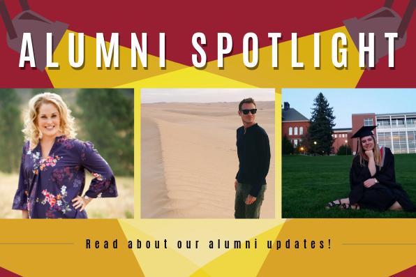 """""""Alumni Spotlight."""""""