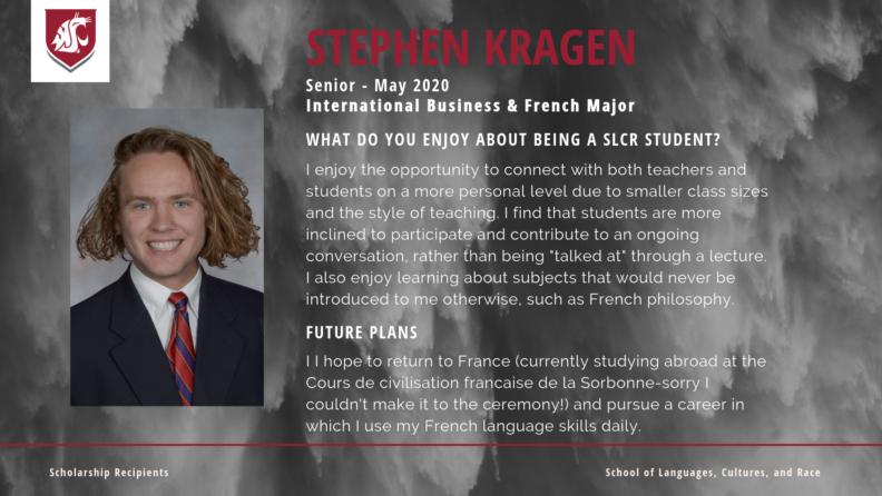 """""""Stephen Kragen."""""""