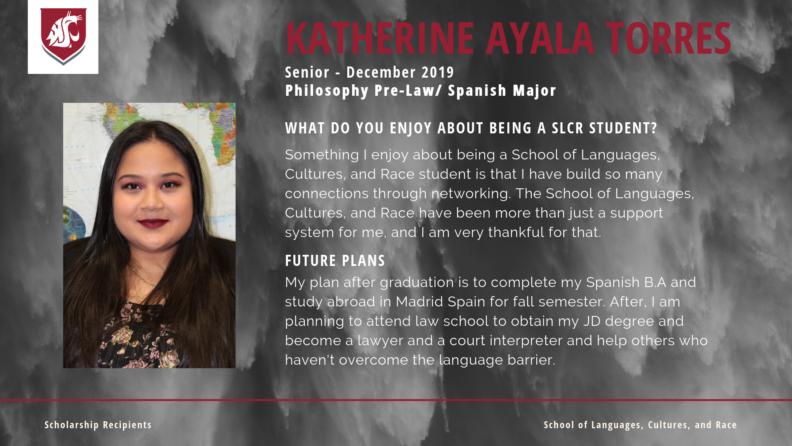 """""""Katherine Ayala Torres."""""""
