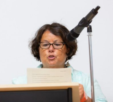 Vilma at the Opening Ceremony of the 29th International Conference of the AGSS