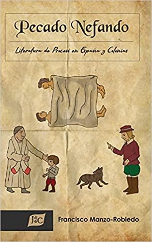 Cover of Pecado-Nefando by Francisco Manzo-Robledo.