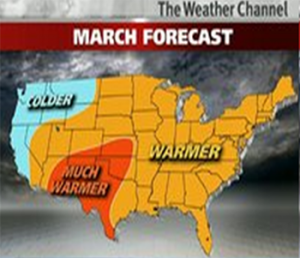 march 2013 stripe rust weather forecast