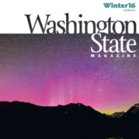 Washington State Magazine Winter 2016 cover page