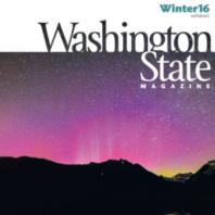 Washington State Magazine Winter 2016 cover page