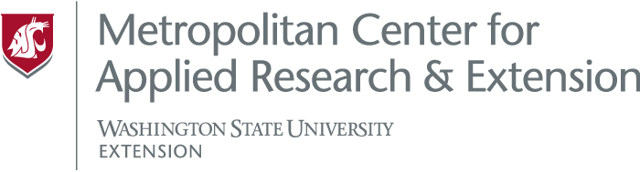 Logo: Metropolitan Center for Applied Research and Extension