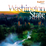 Washington State magazine cover