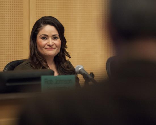 Councilmember Lorena Gonzalez