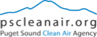 Puget Sound Clean Air Agency logo