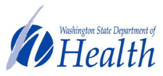 Washington State Department of Health logo