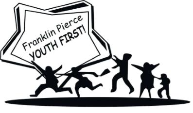 Franklin Pierce Youth First logo