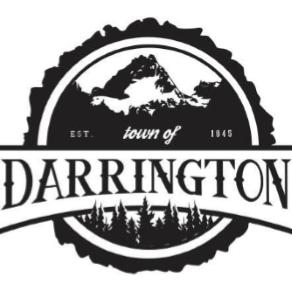 Town of Darrington logo