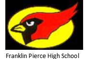 Franklin Pierce High School logo