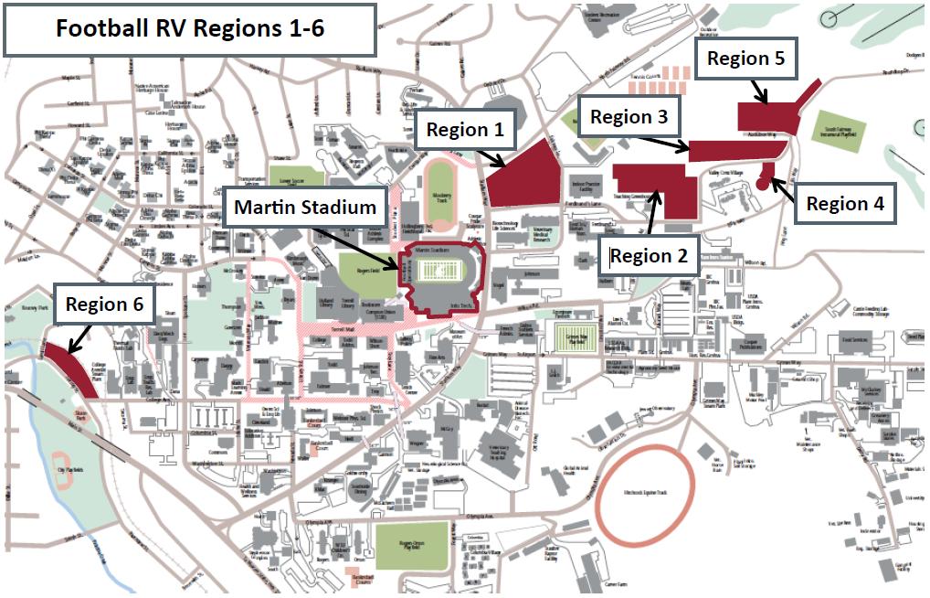RV Regions