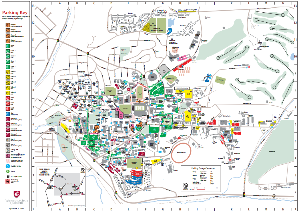 Click to Open the Campus Map