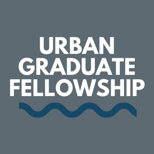 urban graduate fellowship text