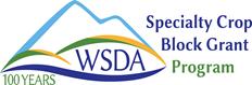 WSDA Specialty Block Grant Logo