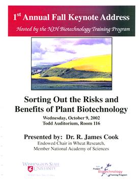 2002 Symposium Flyer