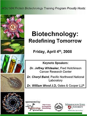 2008 Symposium Flyer