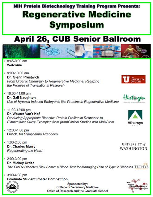 2013 Symposium Poster