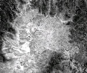 AVHRR Imagery Examples Band 3