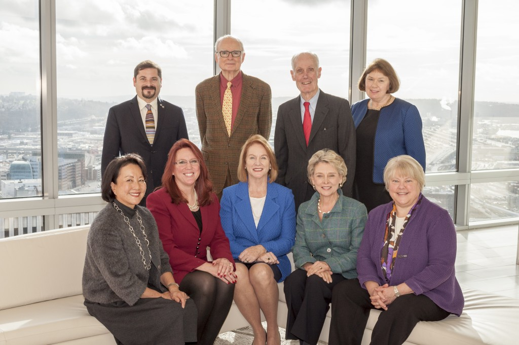 The Stateswomanship group