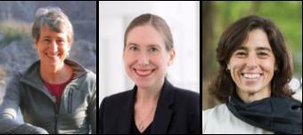 Headshot: ANITA K. KRUG, Sally Jewel and Christine Cimini