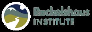 Ruckelshaus Institute logo