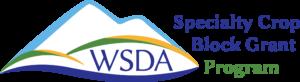 WSDA Specialty Crop Block Grant Program (logo)