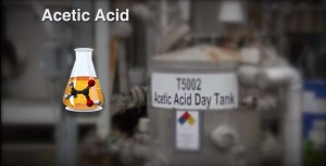 Watch the video Renewable Biofuels and Biochemicals: Acetic Acid